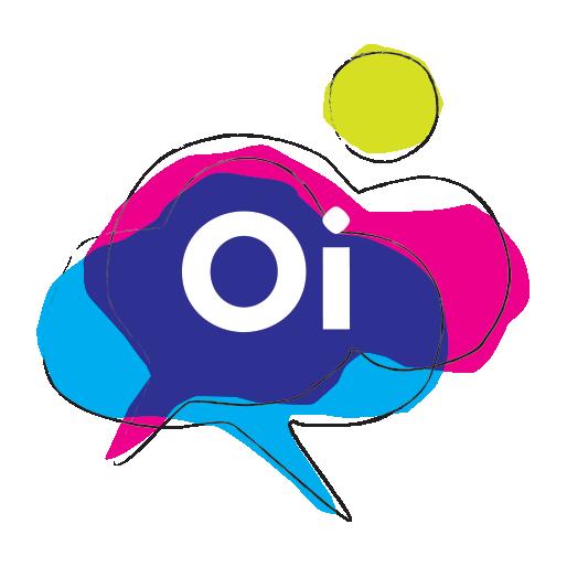 Hand-drawn Oi Field Sales Logo